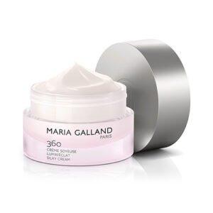 Maria Galland Silky Cream   Schoonheidssalon Anne Nuland   Exclusieve Huidverbetering