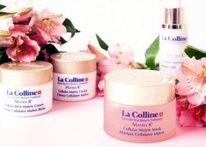 La Colline serie Opvullend en herstellend   Schoonheidssalon Anne   Nuland